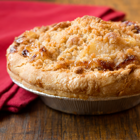 Linn's Ready-to-Serve Apple-Cinnamon Crumble Cobbler