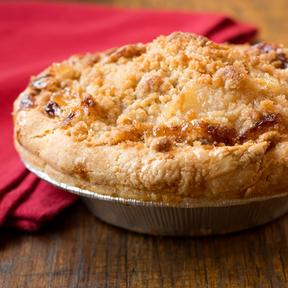 Linn's Ready-to-Serve Apple-Cinnamon Crumble Cobbler
