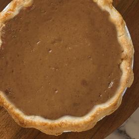Linn's Single-Serving Pumpkin Holiday Pie