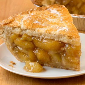 Linn's Gluten-Free, Ready-to-Bake, Family-Size Old Fashioned Apple Pie