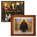 Katharine Von Bora: The Morning Star of Wittenberg (Strackbein) and Martin Luther (Carr) BUNDLE