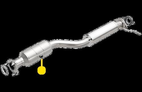 California Legal Mazda RX-8 Catalytic Converter