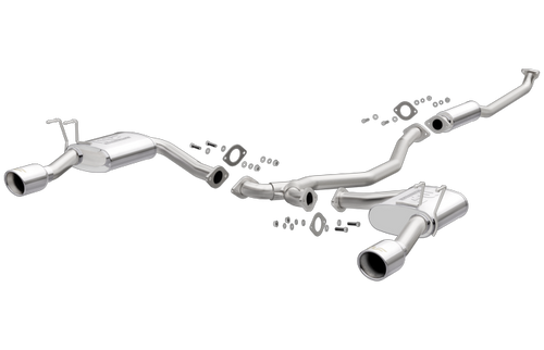 Magnaflow 19312 | Honda Civic | EX-L,ExT,Touring | 1.5L | Stainless Cat-Back Performance Exhaust System