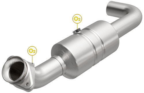 Magnaflow 52296 | FORD F-150 | 4.6L | Driver Side | Catalytic Converter-Direct Fit | OEM Grade EPA
