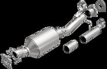 Magnaflow 60711 | CHEVROLET SILVERADO 2500 HD, GMC SIERRA 2500 HD | 6.6L | DPF | Diesel Particulate Filter | Direct Fit