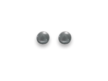 Silver Freshwater Pearl Studd Earrings 5632GR