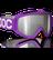 Iris X - Purple