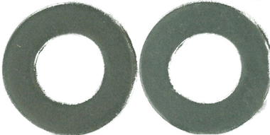 10.5mm x 21mm x 2.0mm Plain Washer 0423