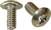 "1/4"" x 1/2"" Truss Head Screw Stainless Steel 0511"