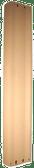 10in / 250mm Straight Coping 1444mm Beige