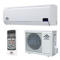 Amvent Inverter Series 12000 BTU 1 Ton+ Ductless Mini Split AC | Seer 19.0 | COOLING ONLY | 110V 60Hz
