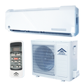 Amvent Inverter Series 24000 BTU 2 Ton+ Ductless Mini Split AC | Seer 16.0 | COOLING AND HEAT PUMP | 220V 60Hz
