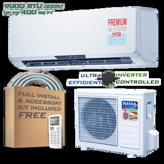 Ramsond R27GWi 9000 BTU Inverter Ductless Mini Split AC + Heat Pump