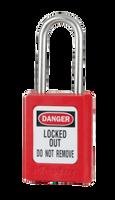 Master Lock #S33 Safety Plastic Padlock