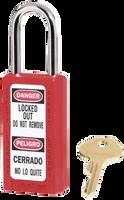 #411 Safety Padlock Keyed Alike Sets