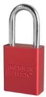 #A1106RED Safety Padlock. Other Colors Available