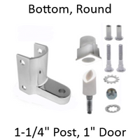 Bottom bathroom hinge replacement pack #63090