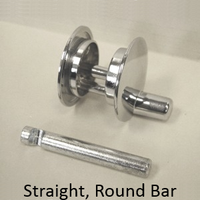 ADA Compliant Bathroom Partition Hardware Latches And Door Pulls
