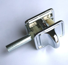 Concealed Latch For Mills Or Bradley Bathroom Stall Doors With Square Hole