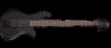 Schecter Stiletto Stealth-4 Bass Guitar