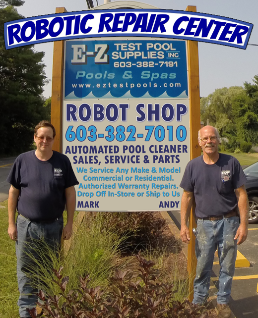Automated Pool Cleaner repair robotic pool vacuum repair center