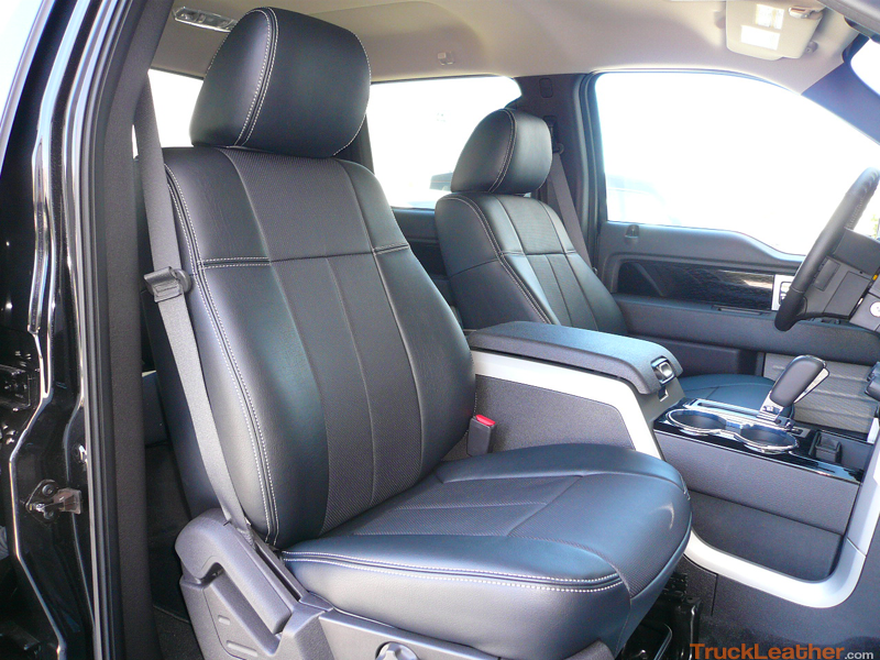 ford truck seat covers by clazzio. Black Bedroom Furniture Sets. Home Design Ideas
