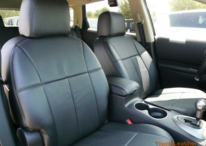 Clazzio Vinyl Seat Covers - Nissan Rogue '08-'11+