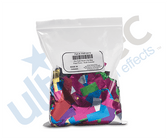 Ultratec Pro Fetti (10lb bag of free floating Mylar confetti)