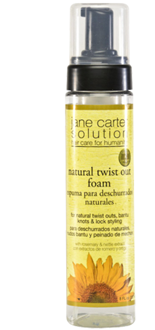 Jane Carter Solution Twist Out Foam