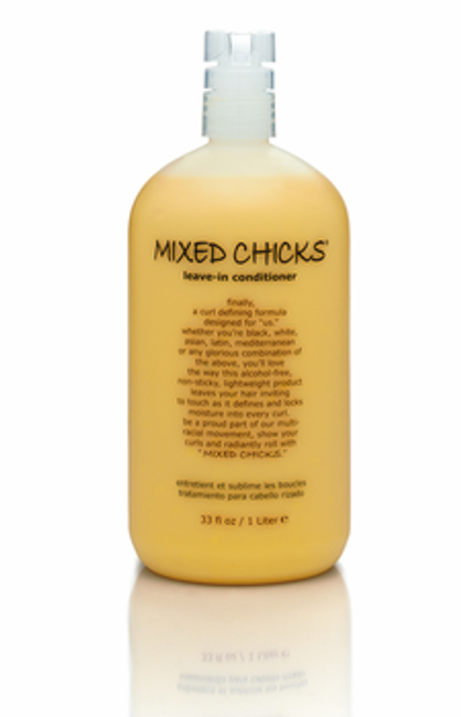 1L/33oz Mixed Chicks Leave-In Conditioner