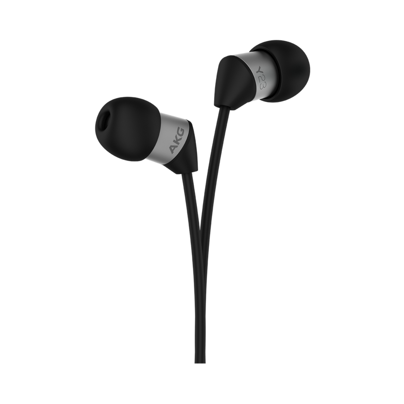 AKG y23, tiny earphone with 4 pair eartips in Canada at Headphone Bar