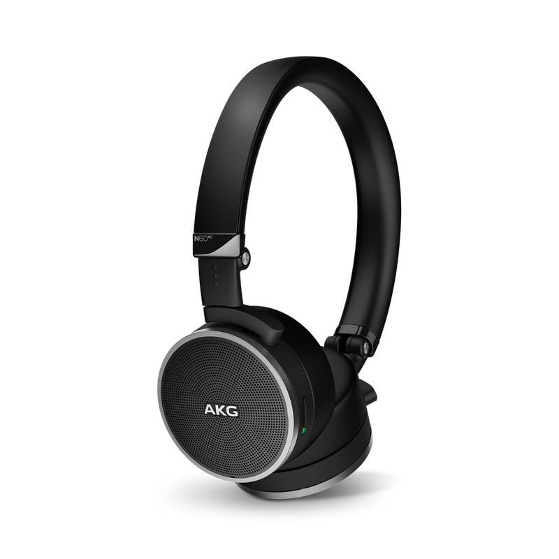 AKG N60 NC noise cancelling headphones, in Canada at Headphone Bar, folding