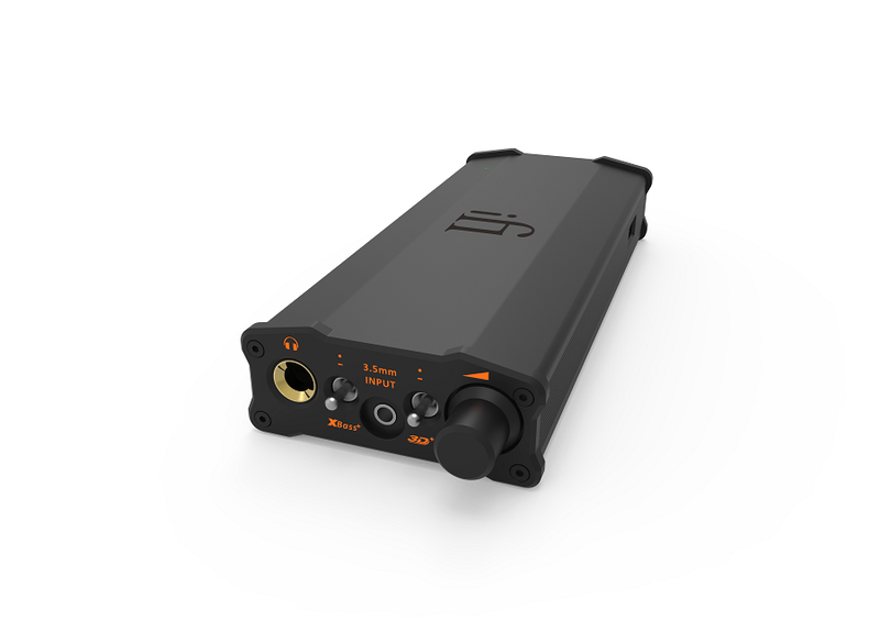 iFi Micro iDSD BL Black Label, Dac, High power Headphone amp, in Canada at Headphone Bar