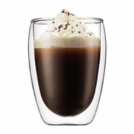 Bodum Pavina Double Wall Glass - 12oz.
