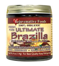 Brazilla, Brazil Nut Butter with Vanilla