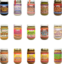 Raw Nut & Seed Butters Variety Pak (no dessert butters)