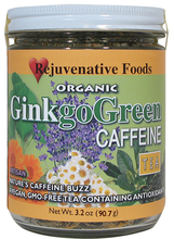 Organic Ginkgo Green Tea