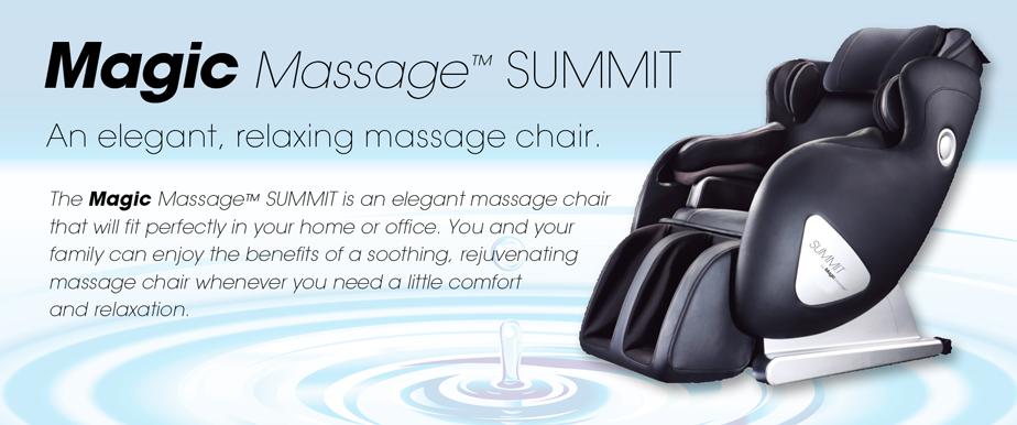 Magic Massage™ CHAIRS