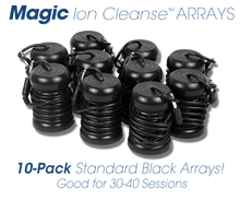 10-PACK Magic Ion Cleanse™ Standard Array BLACK