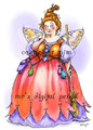 Chubby Fairy Godmother