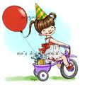 Birthday Trike