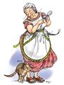 Mummu's kissa