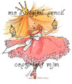 Cupcake Princess Violet