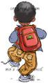 To School b