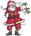 Ragged Santa
