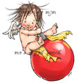 Baby Angel Castiel