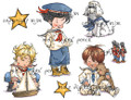 Sailor Boys (set)