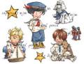 Sailor Boys (set)