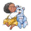 Benji with Bear