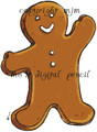 Gingerbread Man!